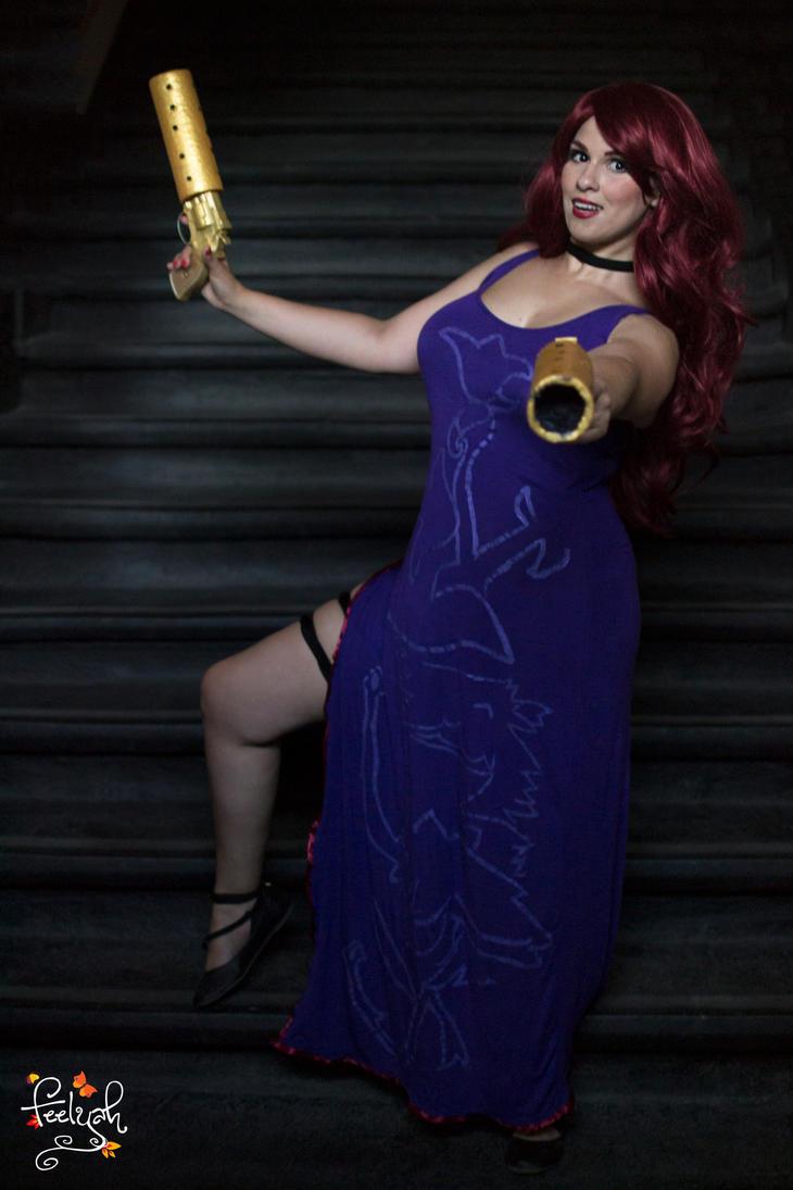 Miss Fortune Secret Agent by Feelyah on DeviantArt