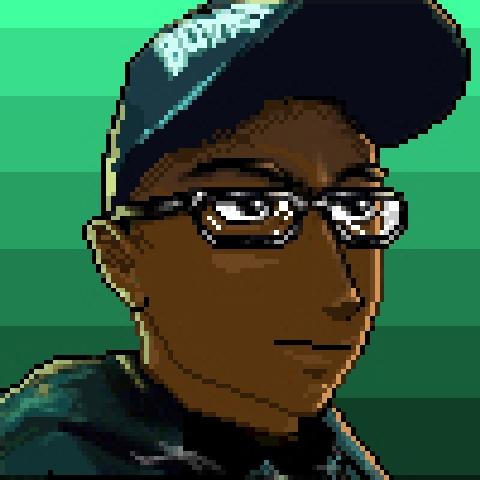 Art's Pixel Portrait by Art-Sempai