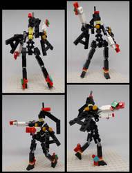 Bayonetta Lego