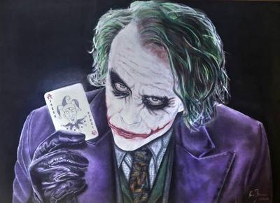 Joker by kissfjr
