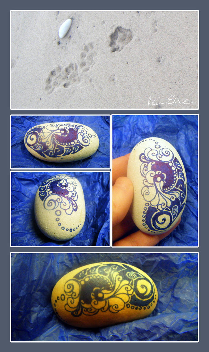 Prayer Stone by impluvium