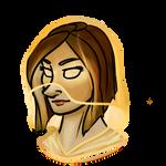 Mona head by Motlings