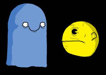 Pacman by Logan-Stephens