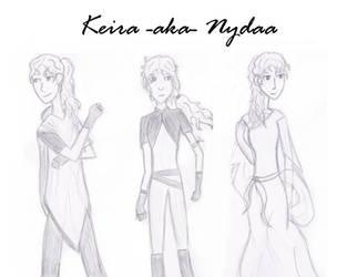 Keira AKA Nydaa by JellyDiAngelo