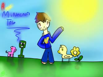 A mini Minecraft Tale by BBrownie1010