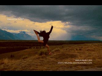 Freedom Jump by Briyou