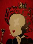 Red Queen pop art