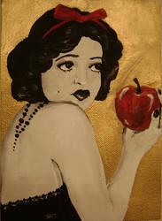 Snow White by KatisMrsLovett