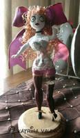 Broken Victorian Doll by KatisMrsLovett
