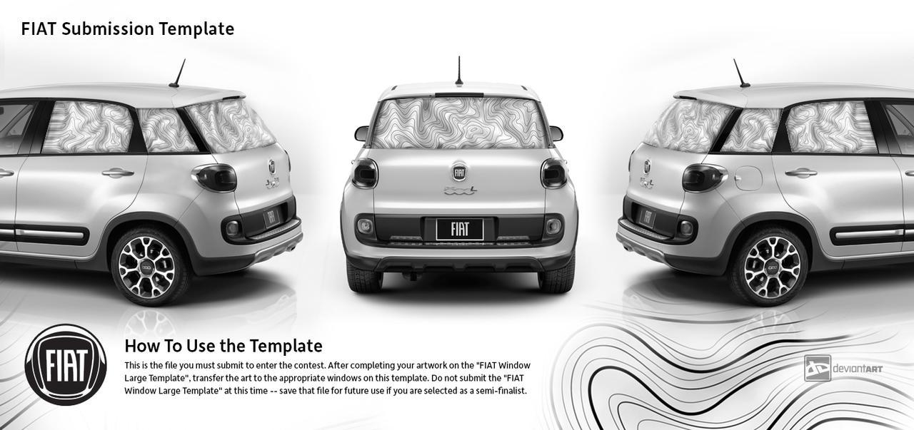 Fiat Terrain by zain1991