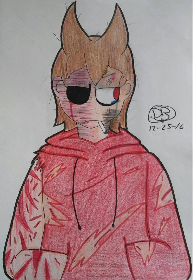 Tord (Eddsworld) by Noble-Soup