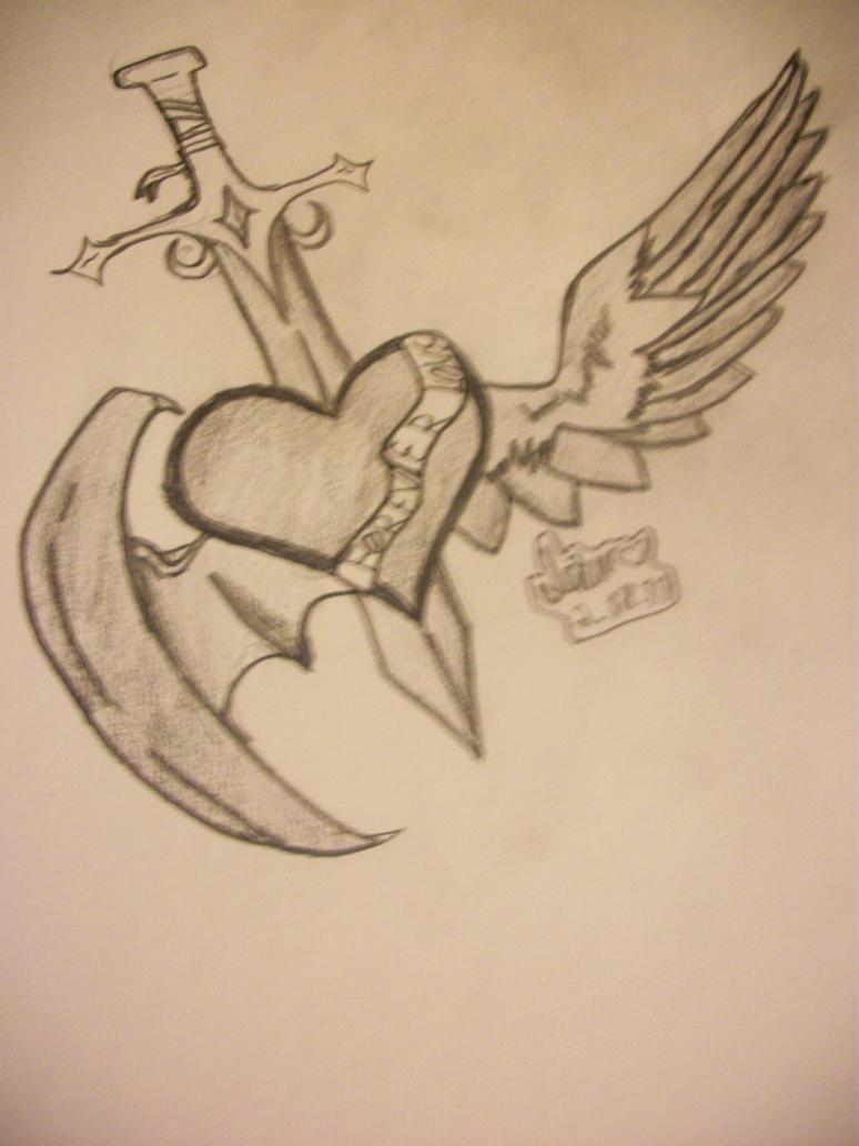 Forever Love Tattoo By LauriePoosie On DeviantArt