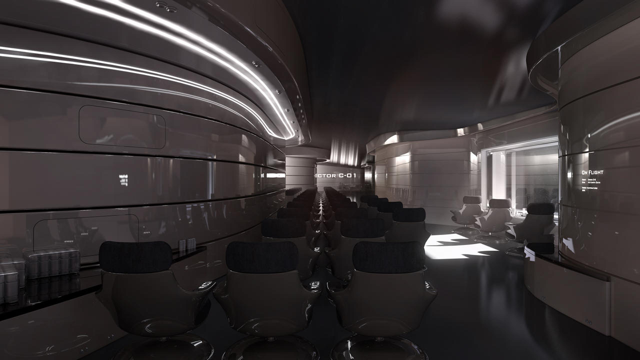 Taurus I - Economy Class by Siamon89