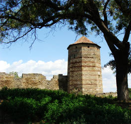 The Akkerman fortress (1)
