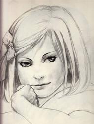 Snooty Girl by Shasiel