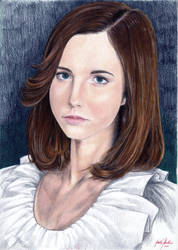 Colored Pencil Practice by Shasiel
