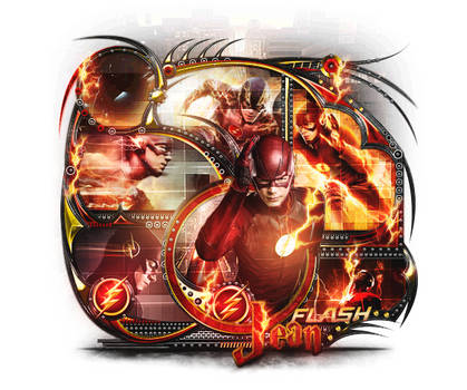 Kit The Flash COMPLETO