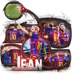 Kit Messi Completo