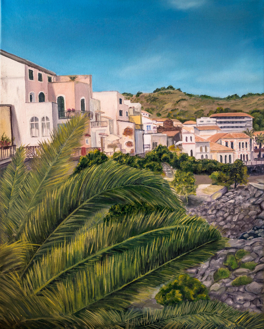 Sicily by cristineny