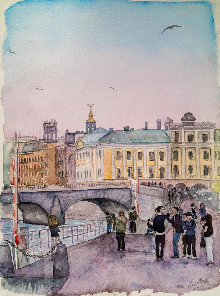bridges by cristineny
