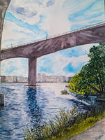 Bridge by cristineny