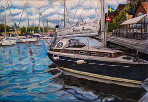 boats by cristineny