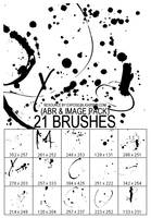 FAUXISM.org - Brushset 017 by fauxism-org