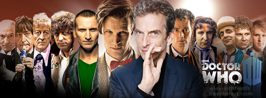 Doctor Who: The 12 Doctors by eleventhtenth on DeviantArt  All