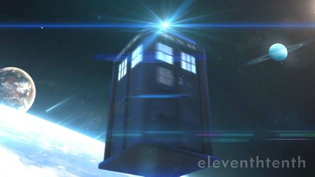 Doctor Who: The TARDIS Into Darkness