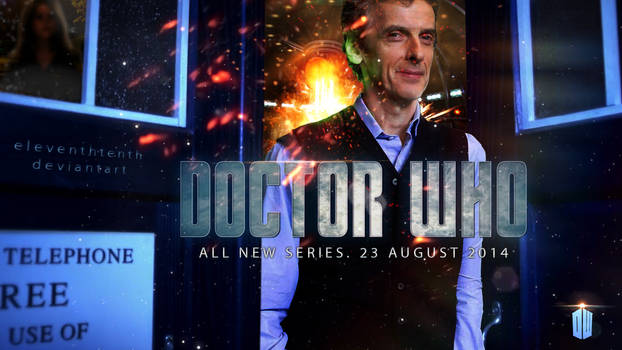 Doctor Who: Series 8 - 23rd Aug.