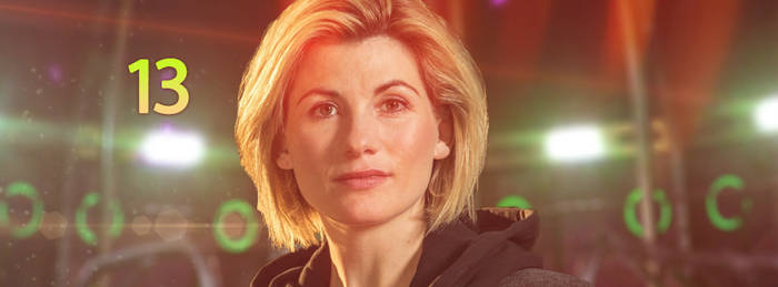 Doctor Who: The 13th - Cover Picture