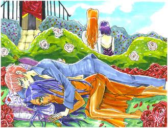 Utena - Our Secret Garden by CapricornBlue