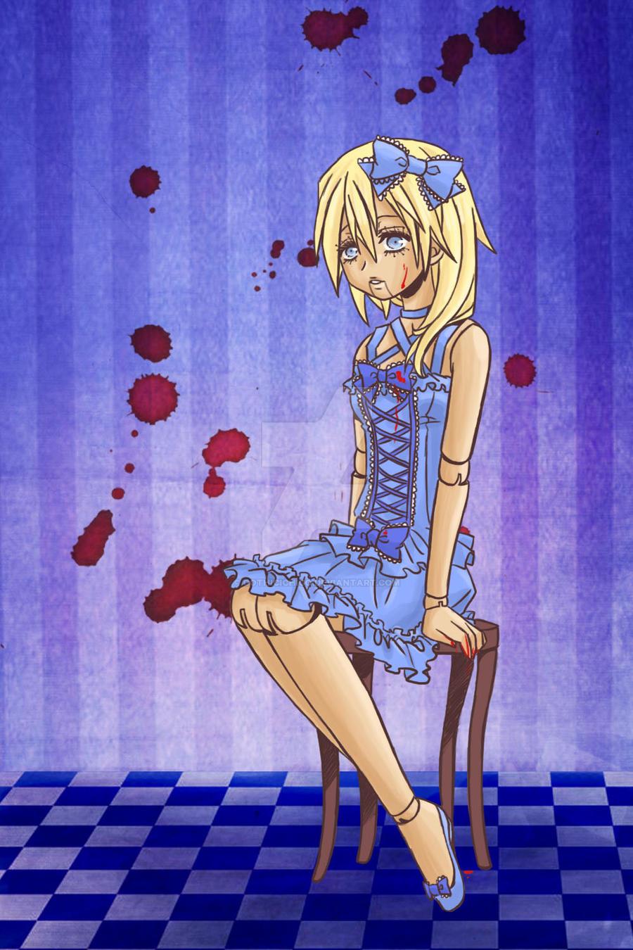 Cute Doll, Evil Soul by GothicIchigo on DeviantArt