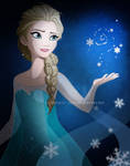 Ice magic - Frozen
