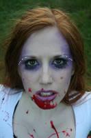 Zombie Girl 02 by Aurora-Dawn