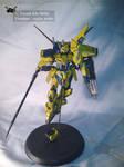 Sword Aile Strike Yellow Frame