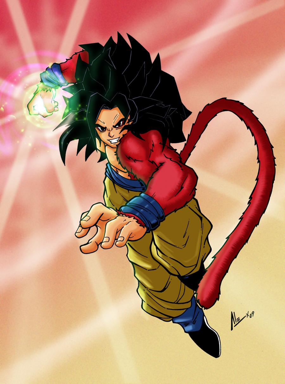 Super SaiyaJin L4