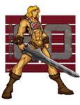 He Man 80s collection