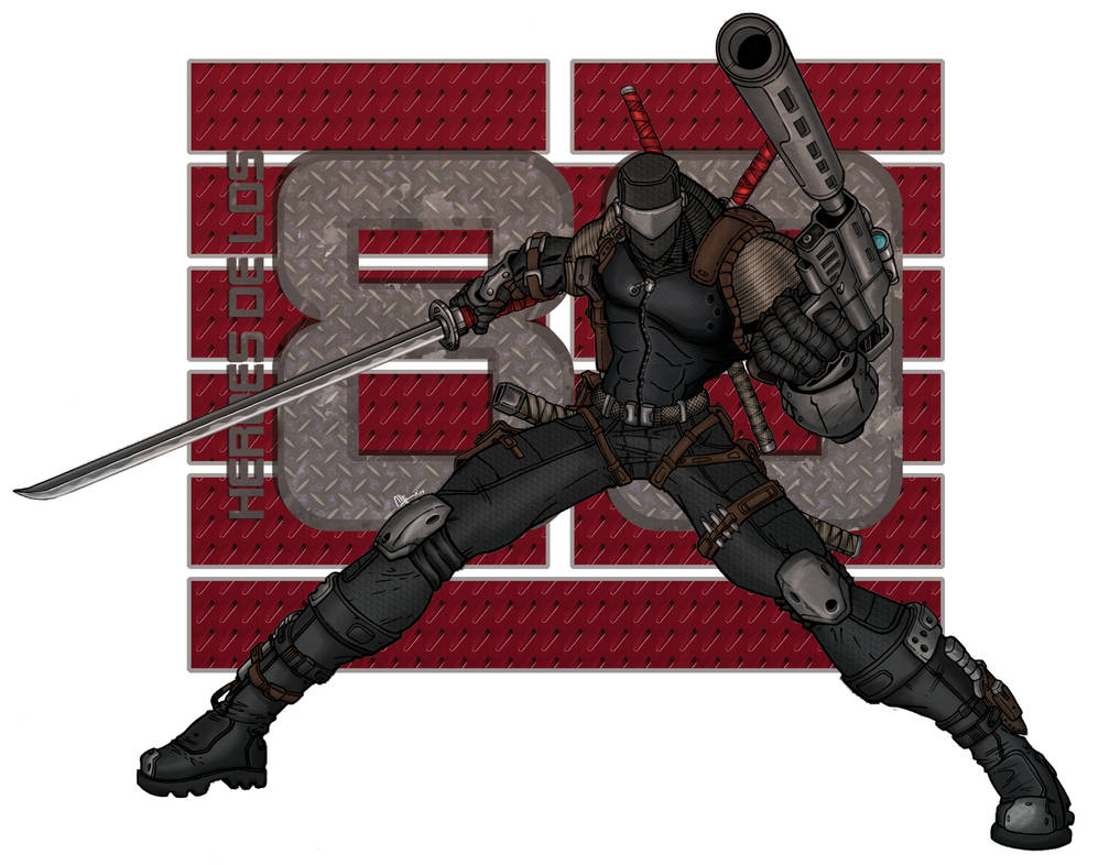 Snake Eyes 80s collection