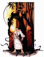 Samurai Jack by alexss