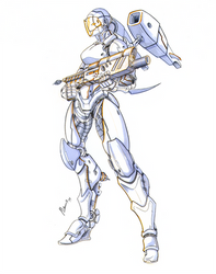 Cybergirl By Alexss V3