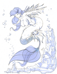 Animal reference / Mermaid