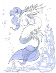 Animal reference / Mermaid