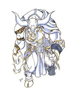 Magician Minotaur