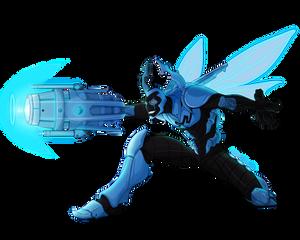Blue Beetle By AlexssBlue Beetle