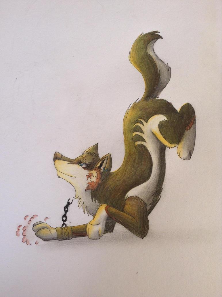 Wolf linkkk by Sharlia