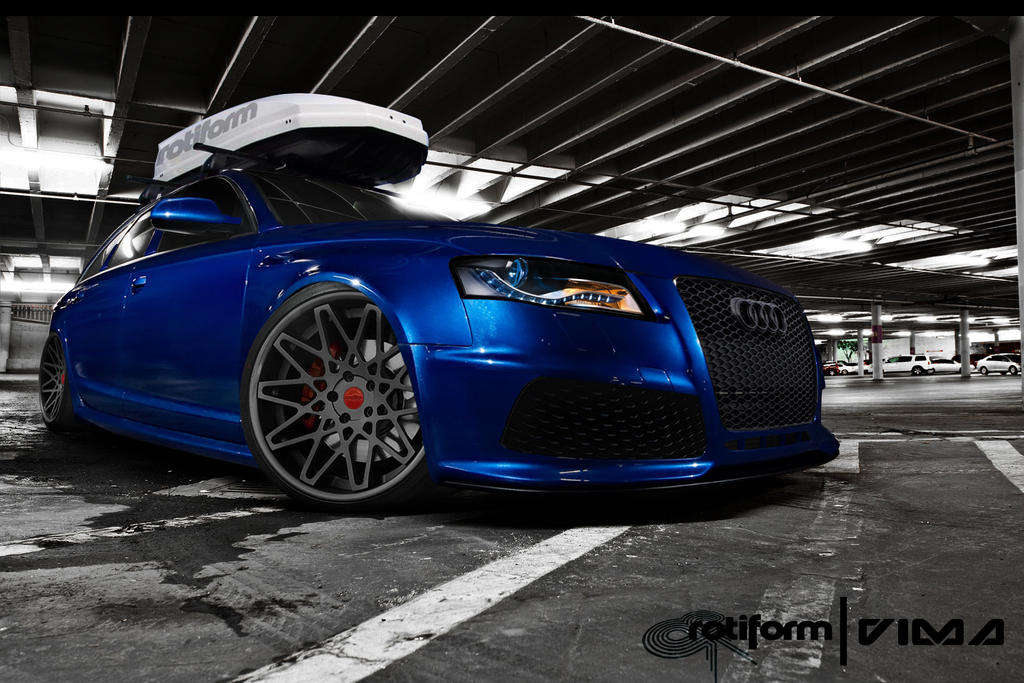 Audi A4 by vima-design
