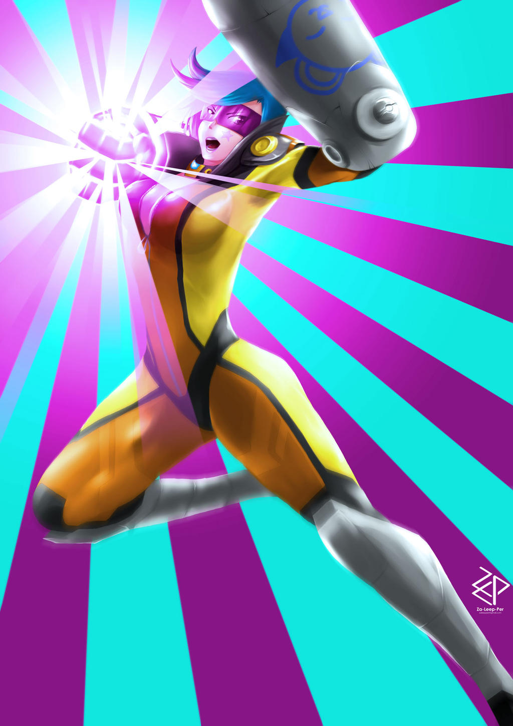 Neon Strike Vi by Za-Leep-Per on DeviantArt