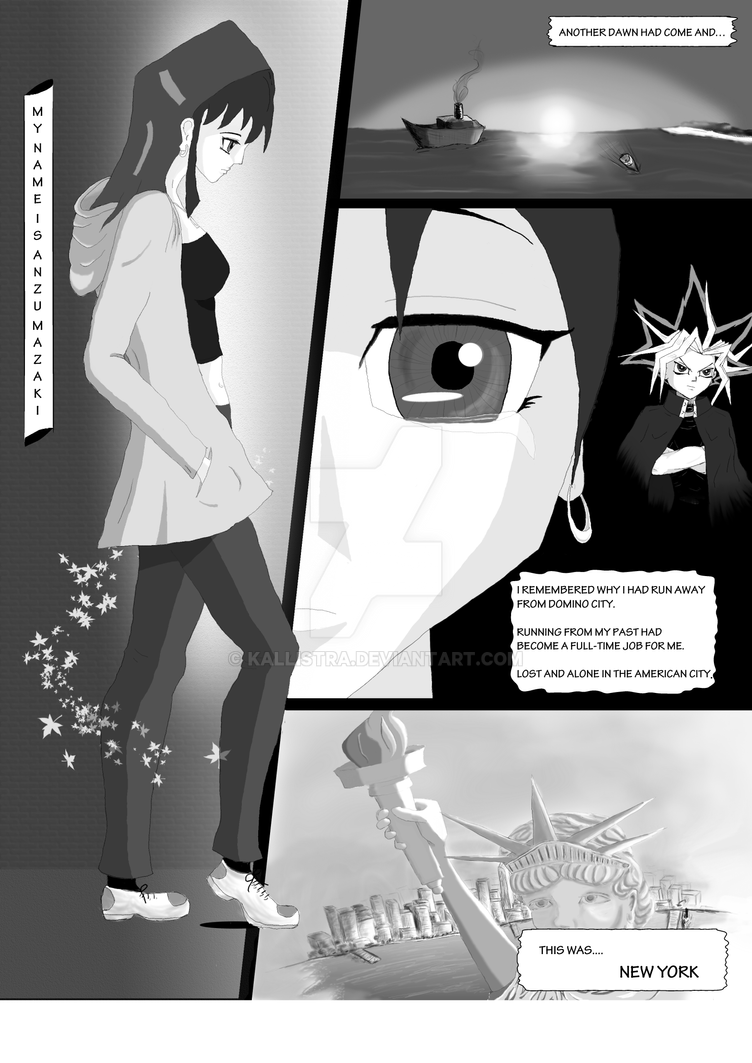 Chapter 1 - Page 1 by kallistra