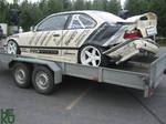 Drift Crash